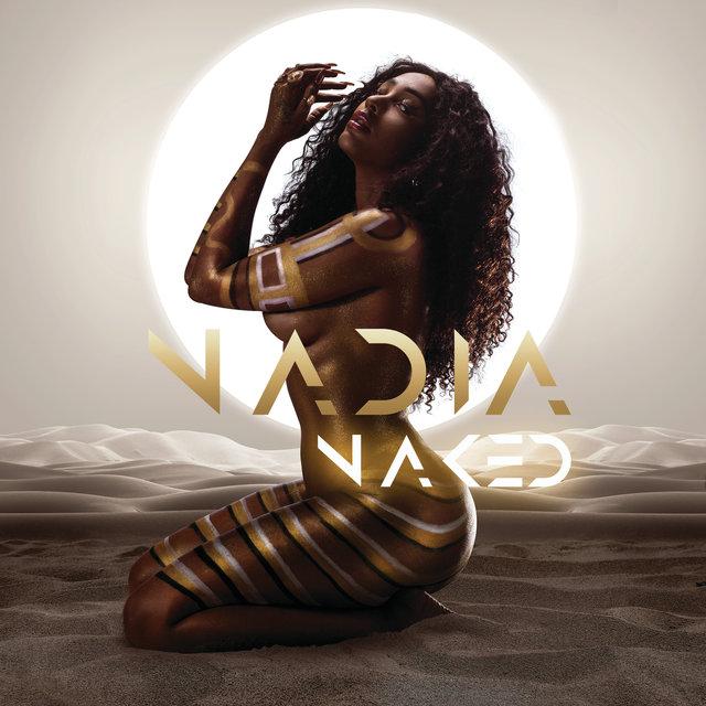 Cover art for album Nadia Naked by Nadia Nakai