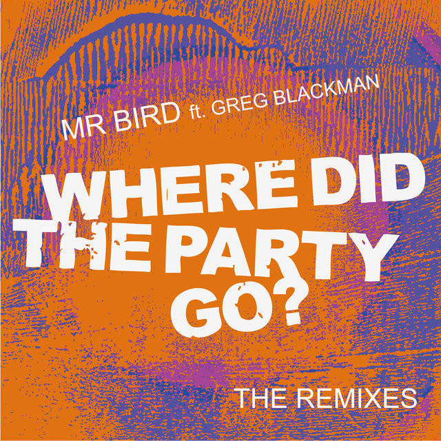 Where Did The Party Go? - The Remixes