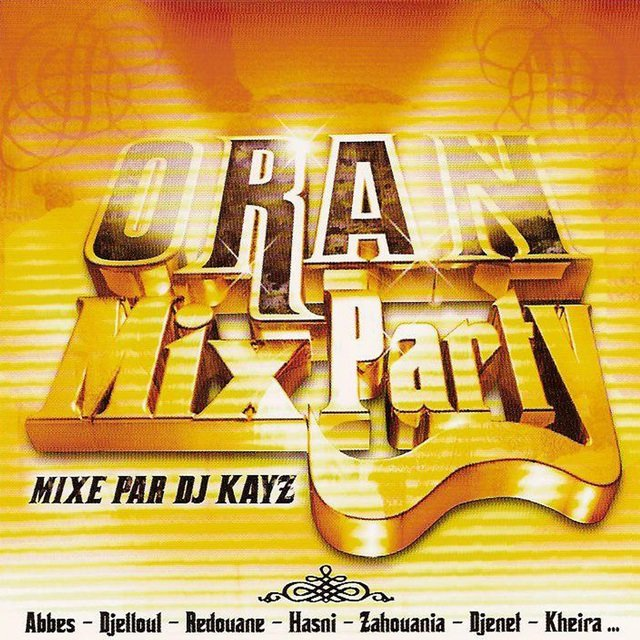 Oran Mix Party, Vol. 1