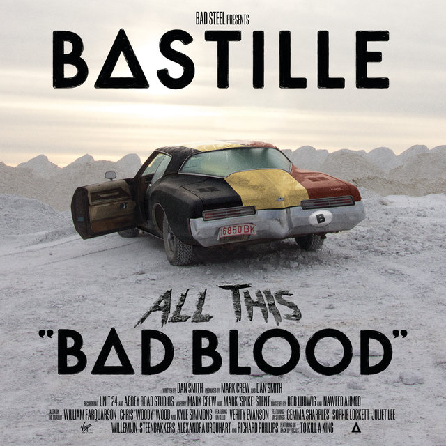 All This Bad Blood (Belgian Edition)