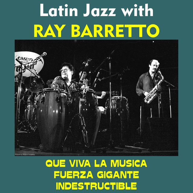 Latin Jazz with Ray Barretto