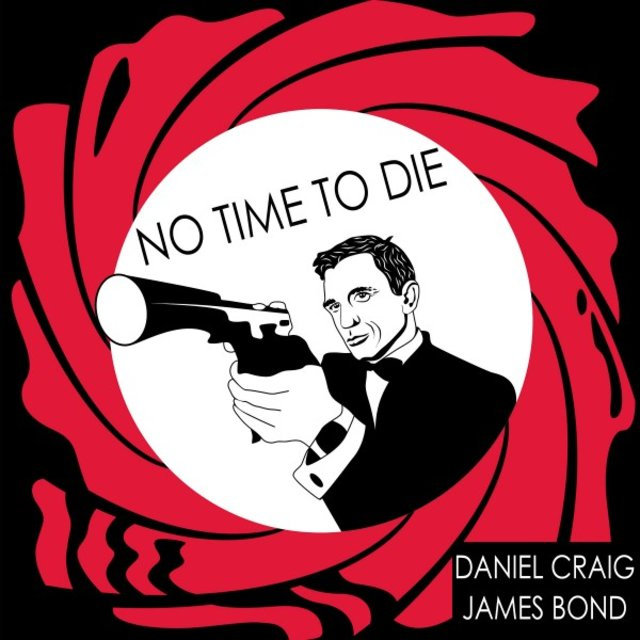 No Time to Die: Daniel Craig James Bond Themes