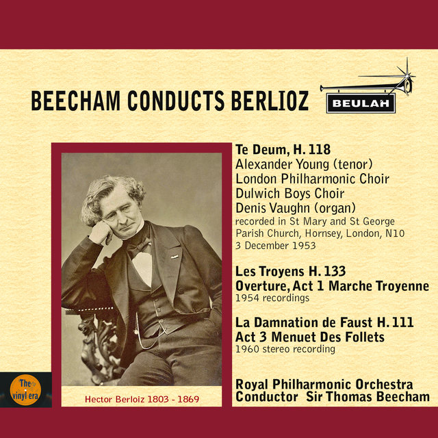 Beecham Conducts Berlioz