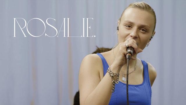 Cover art for album  by Rosalie.