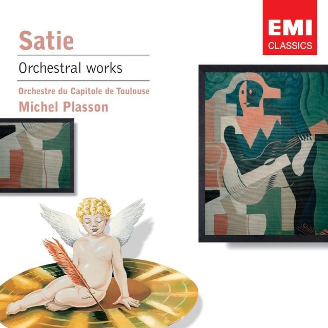 Satie: Gymnopédies 1 & 3 - Gnossienne No. 3 and Other Orchestral Works