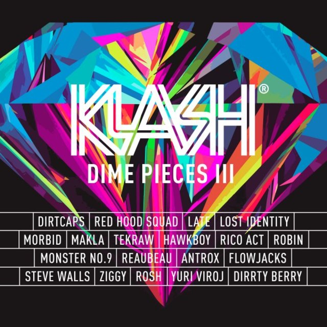 Klash: Dime Pieces III