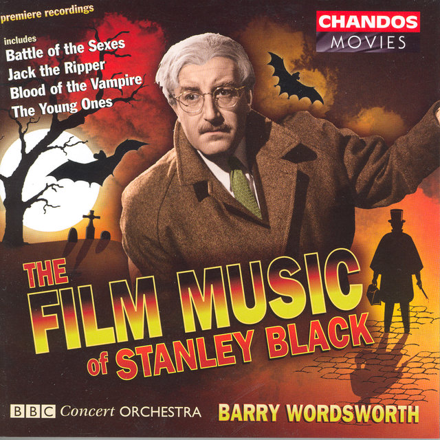 Black: Film Music of Stanley Black