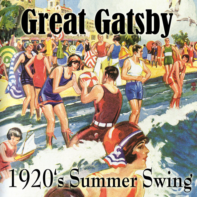 Great Gatsby 1920's Summer Swing