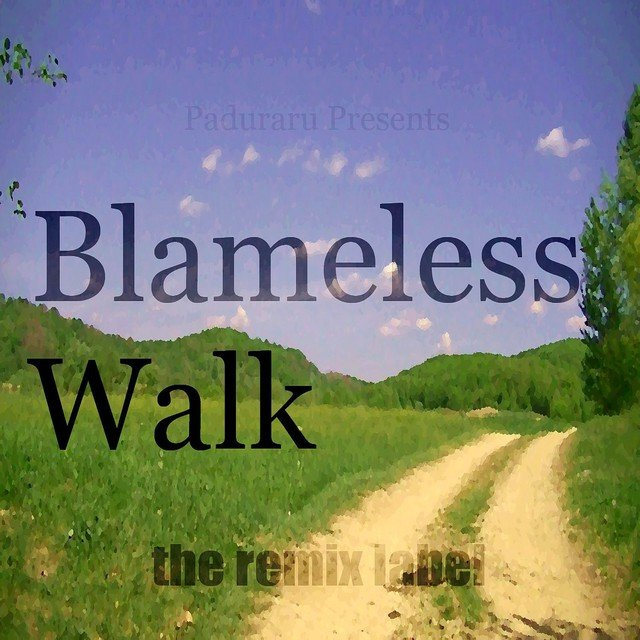 Blameless Walk (Bass Housemusic Mix) - Single