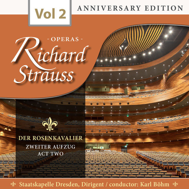 Richard Strauss: Anniversary Edition, Vol. 2 (Recorded 1958)
