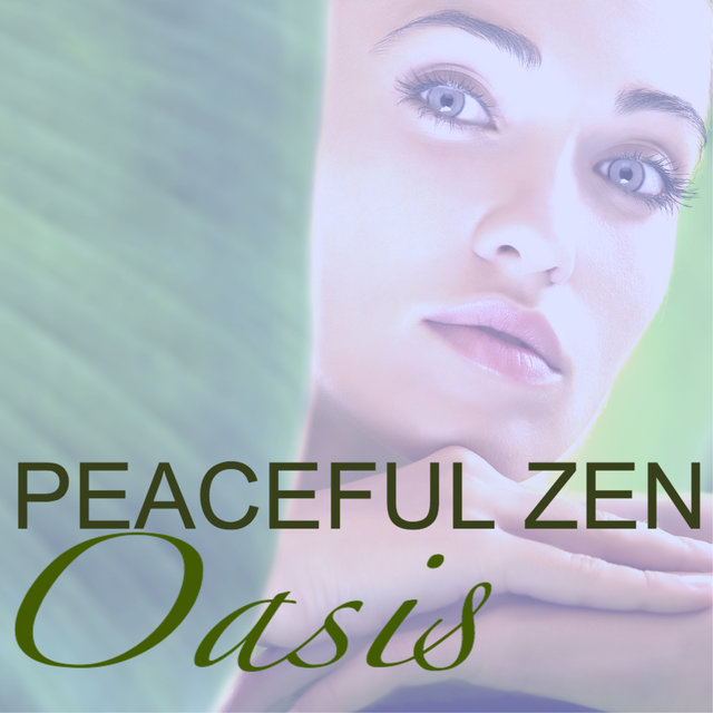 Peaceful Zen Oasis - Mood Music for Trouble Sleeping, Sleeping Center Regeneration