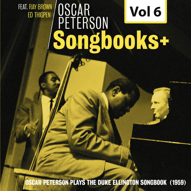 Oscar Peterson Trio-Songbooks+, Vol. 6