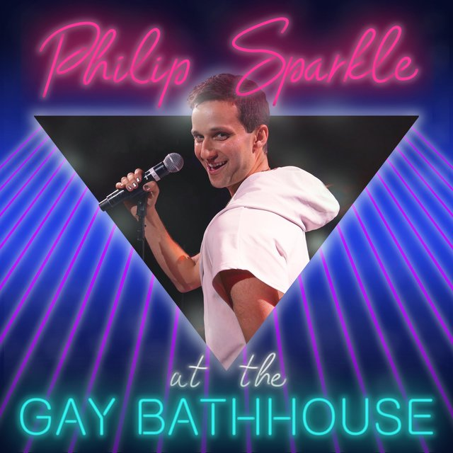 At the Gay Bathhouse