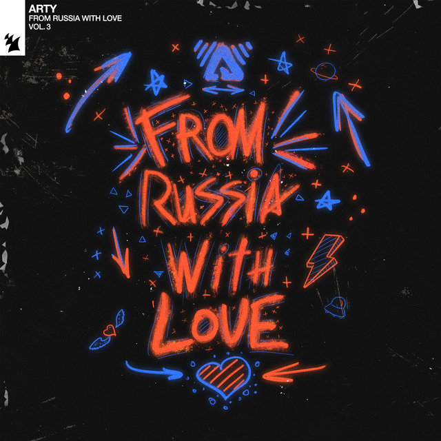 From Russia With Love (Vol. 3)
