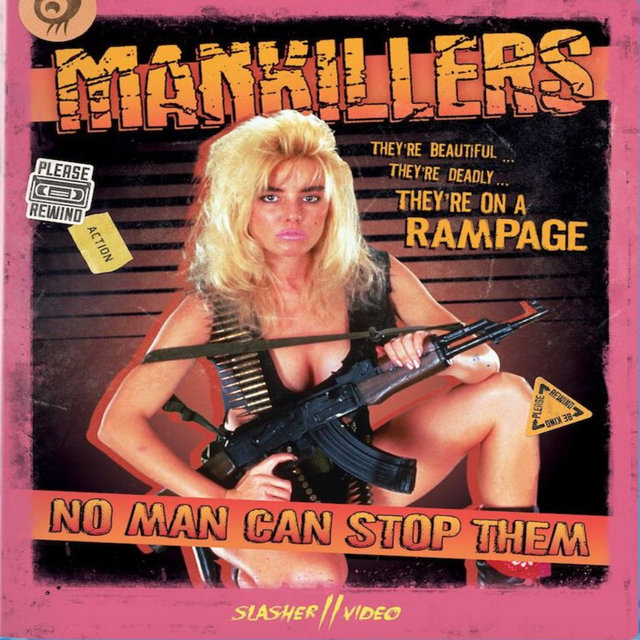 Mankillers (Original Motion Picture Soundtrack)