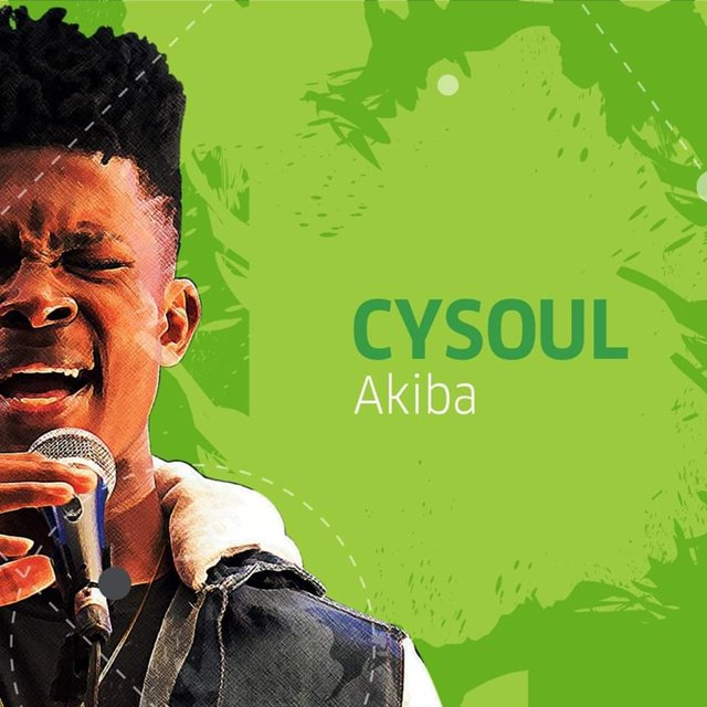 Cover art for album Akiba by Cysoul