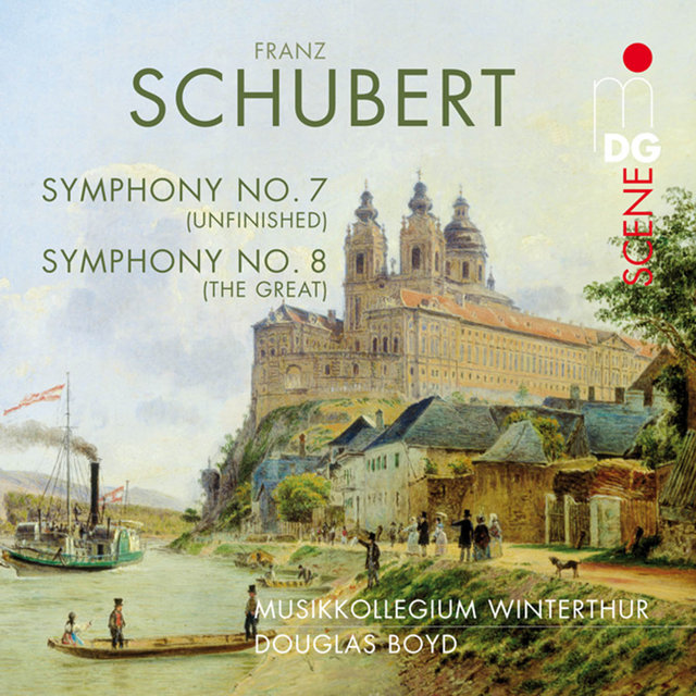 Schubert: Symphonies No. 7 & 8