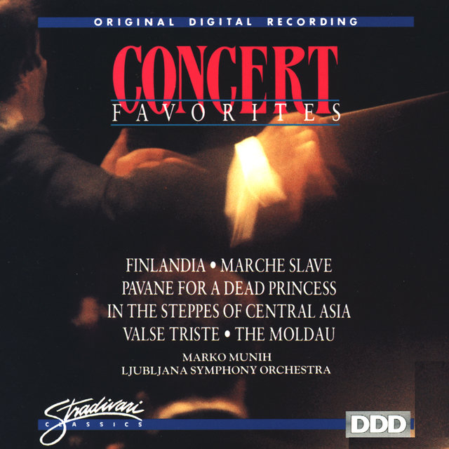 Concert Favorites - Romantic
