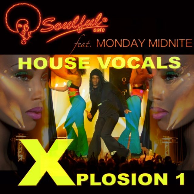 House Vocals Xplosion 1