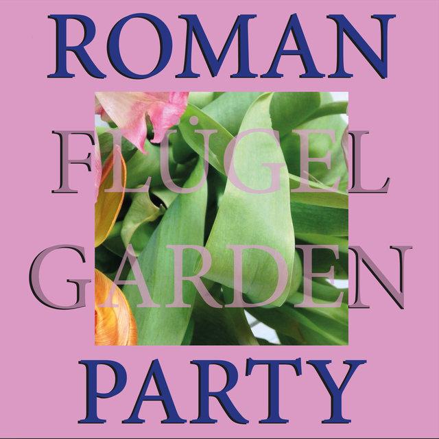 Cover art for album Garden Party by Roman Flügel