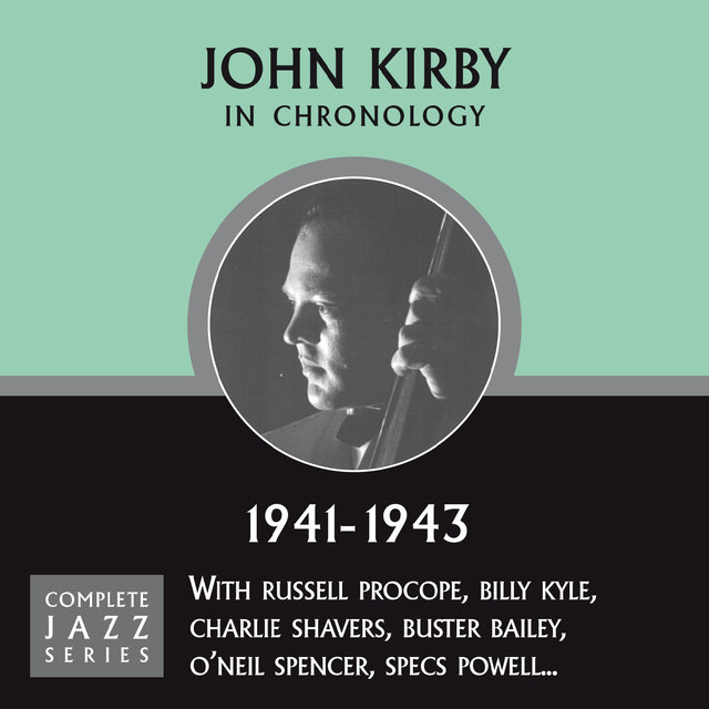 Complete Jazz Series 1941 - 1943