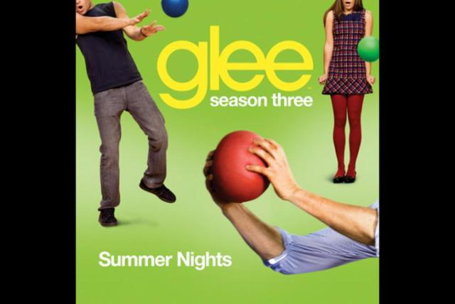 Summer Nights (Glee Cast Version) (Cover Image Version)