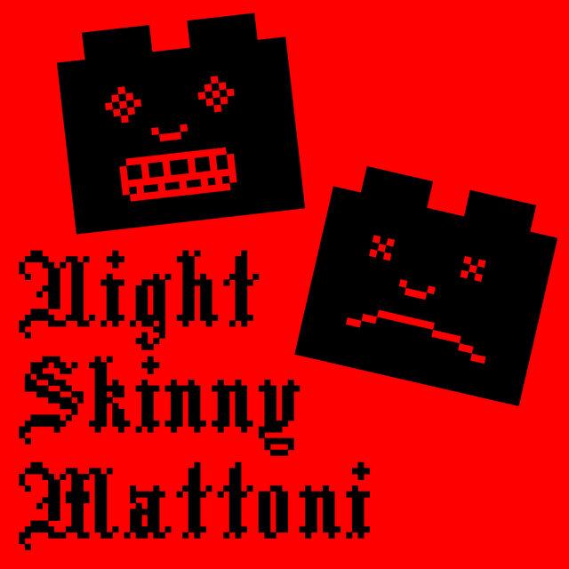 Cover art for album Mattoni by Night Skinny