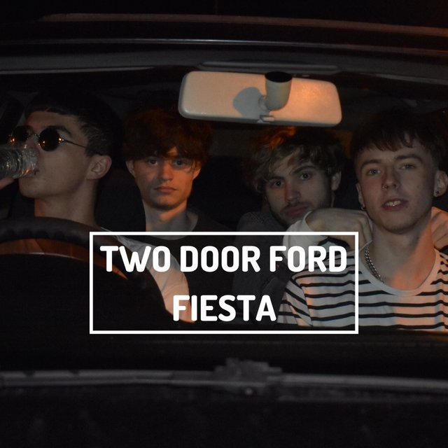 Two Door Ford Fiesta