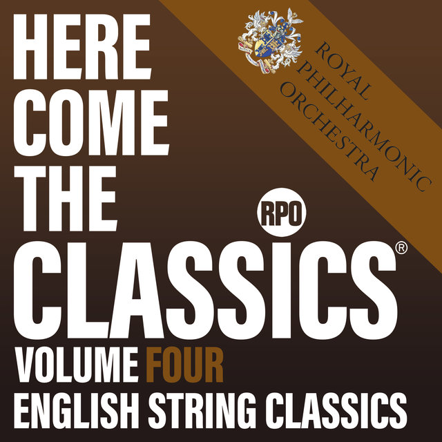 Here Come the Classics, Vol. 4: English String Classics