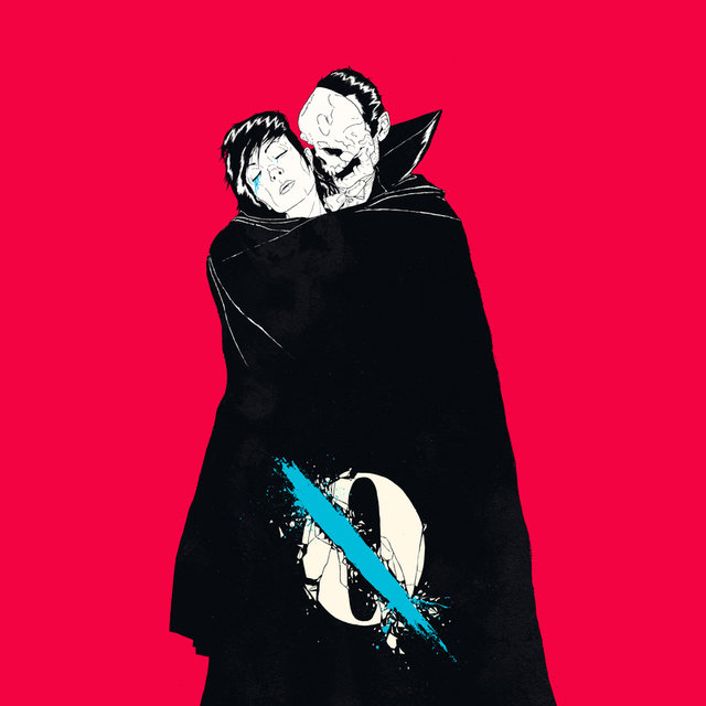 Cover art for album  by Queens Of The Stone Age