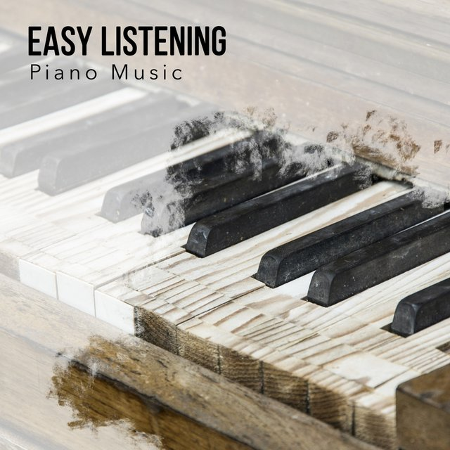 Easy Listening Study Piano Music