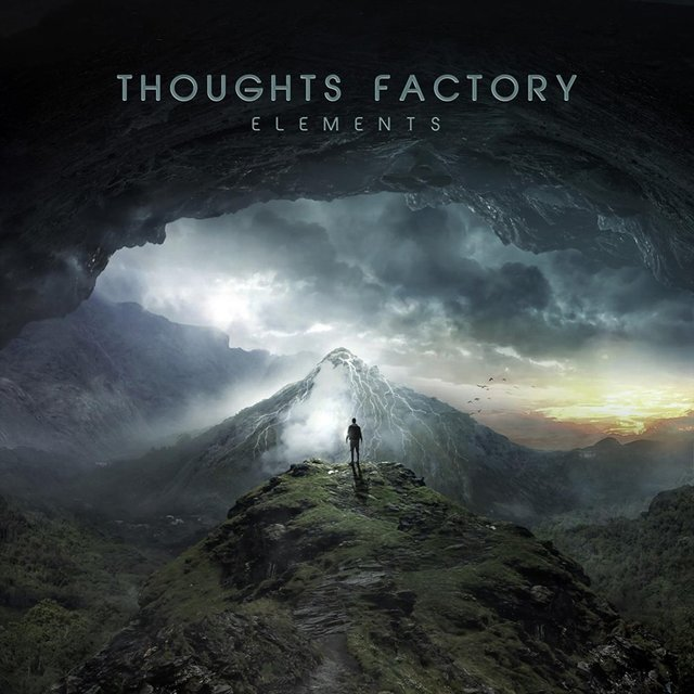 Cover art for album Elements by Thoughts Factory