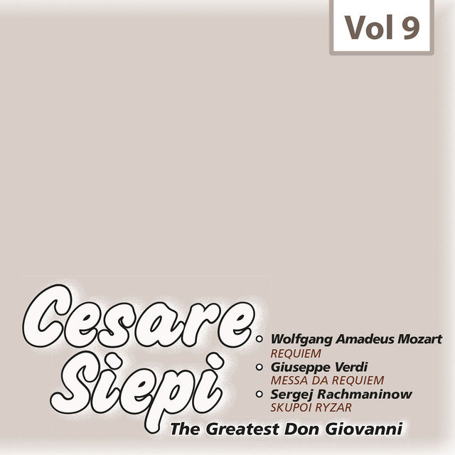 The Greatest Don Giovanni, Vol. 9