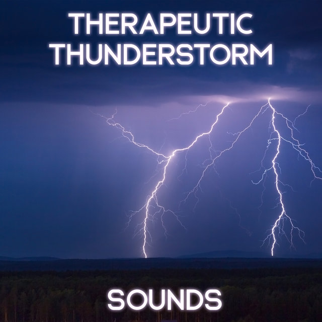 Therapeutic Thunderstorm Sounds (Sleep, Mindfulness & Relaxation)