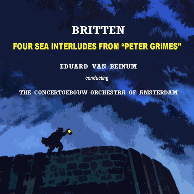 Four Sea Interludes From Peter Grimes