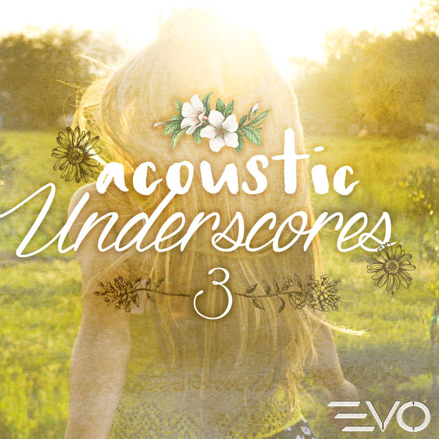 Acoustic Underscores 3 - Simplified