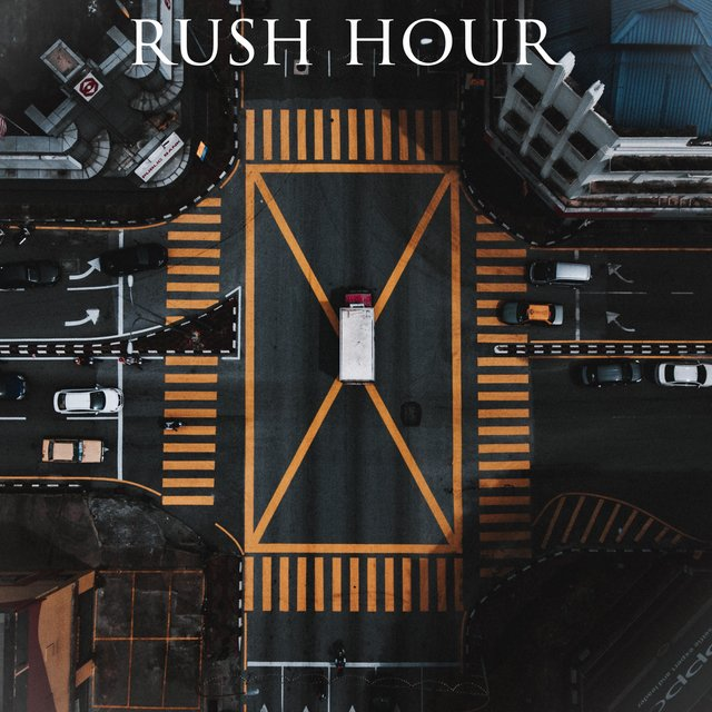 Cover art for album Rush Hour by King Jenkins
