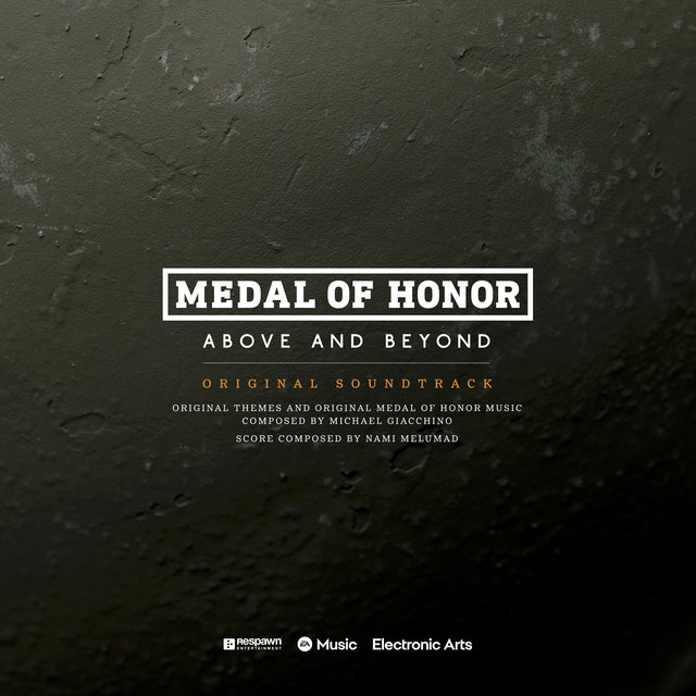 Medal of Honor: Above and Beyond (Original Soundtrack)