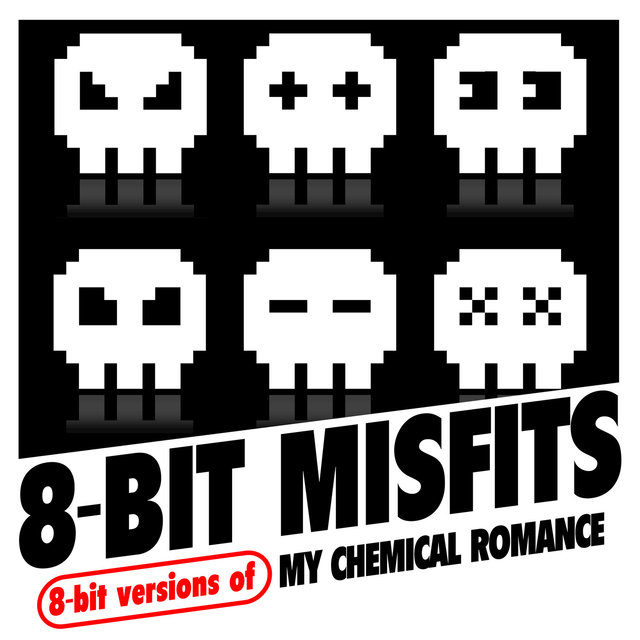 8-Bit Versions of My Chemical Romance