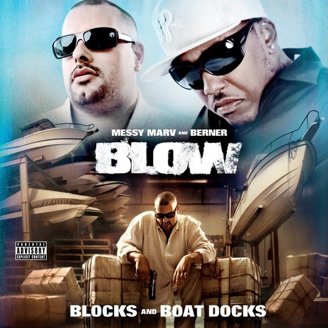 Blow - Blocks and Boat Docks