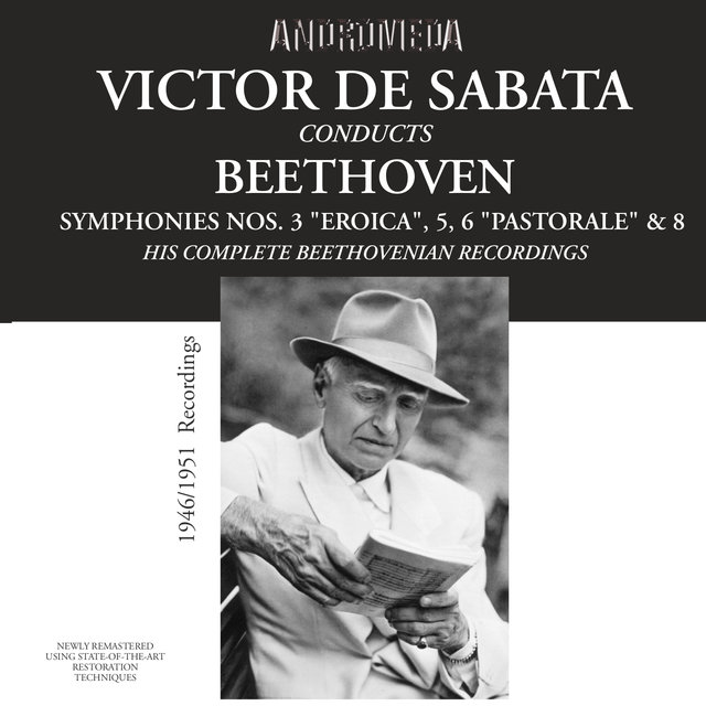 Beethoven: Symphonies Nos. 3, 5, 6 & 8