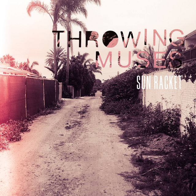 Cover art for album Sun Racket by Throwing Muses