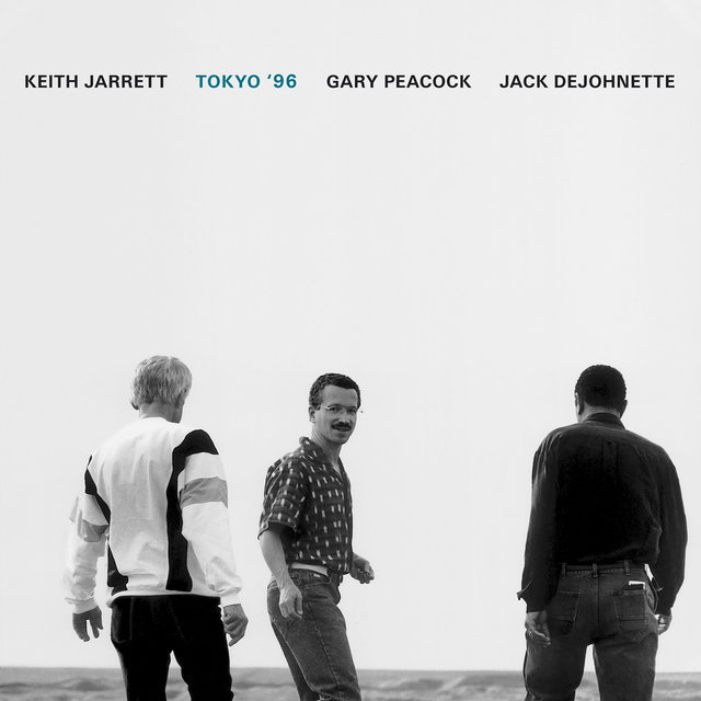 Cover art for album Tokyo '96 by Keith Jarrett
