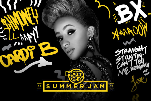 Backin' It Up feat Pardison Fontaine (Live at TIDAL X Hot 97 Summer Jam 2019)