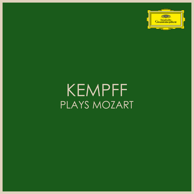 Kempff plays Mozart