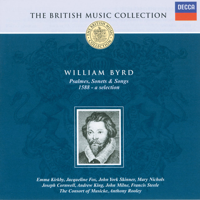 Byrd: Psalmes. Sonets and Songs of Sadnes and Pietie