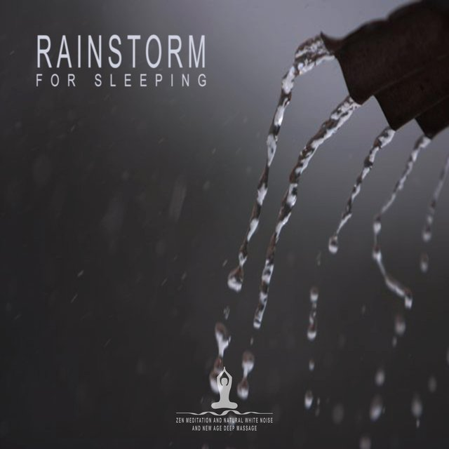 Rainstorm for Sleeping