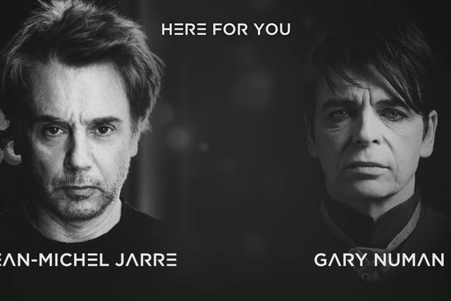 Jean-Michel Jarre with Gary Numan Track Story