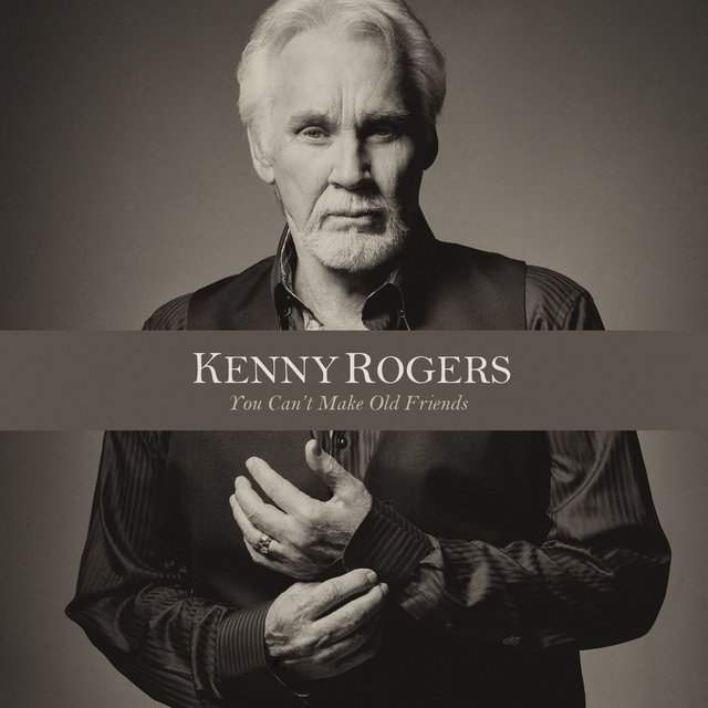 Cover art for album You Can't Make Old Friends by Kenny Rogers