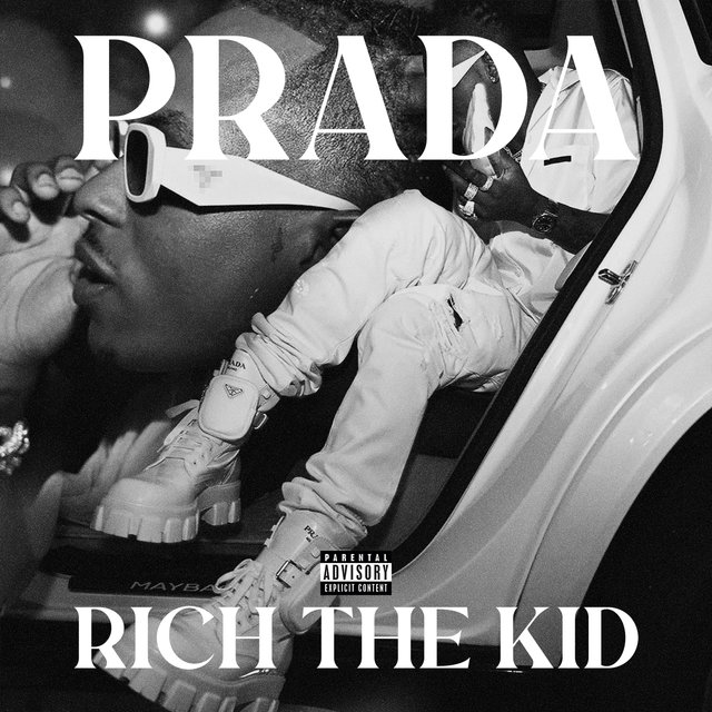 Cover art for album Prada by Rich The Kid